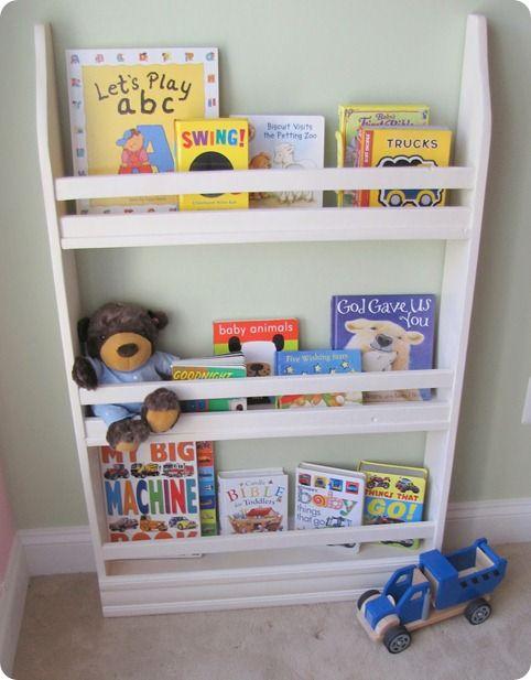 Standing Display Bookshelf Bookshelves Diy Bookshelves Kids