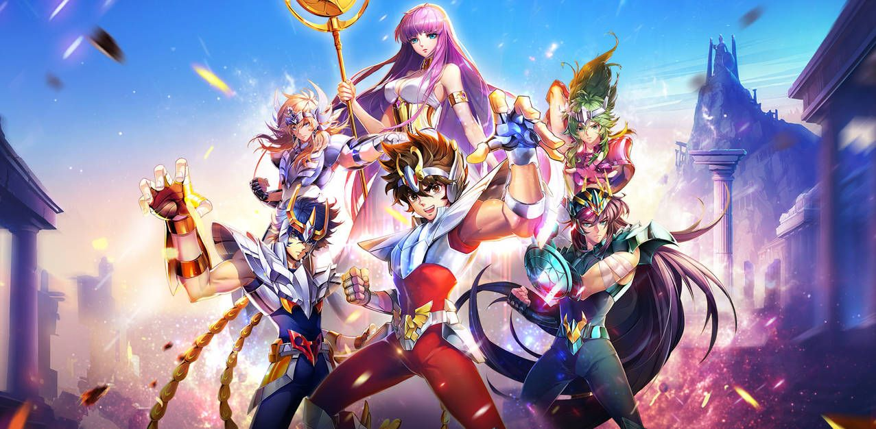 Saint Seiya Tencent Wallpaper Hd 2 By Sonicx2011 Caballeros Del Zodiaco Wallpapers Imagenes Caballeros Del Zodiaco Seiya Caballeros Del Zodiaco