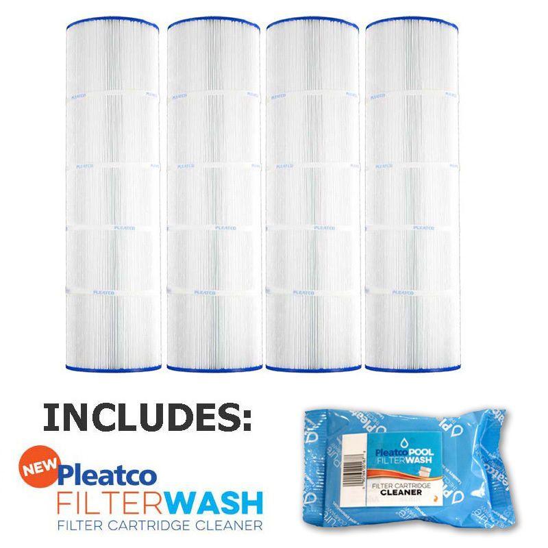 Details about Pleatco PA100NPAK4 Pool Filter Cartridge