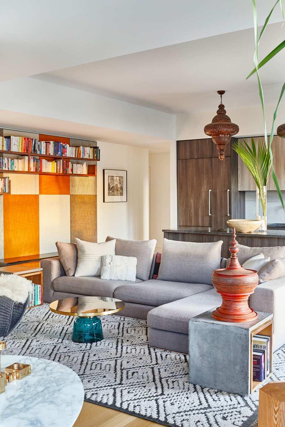 Latest Interior Design For Living Room: Timeless Décor For A New-Renovation Condo
