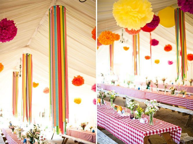 Merveilleux Impressive DIY Party Decorations Ideas For Graduation : Beautiful Hanging  Flower Ornament Creative DIY Party Decorations By GloriaU
