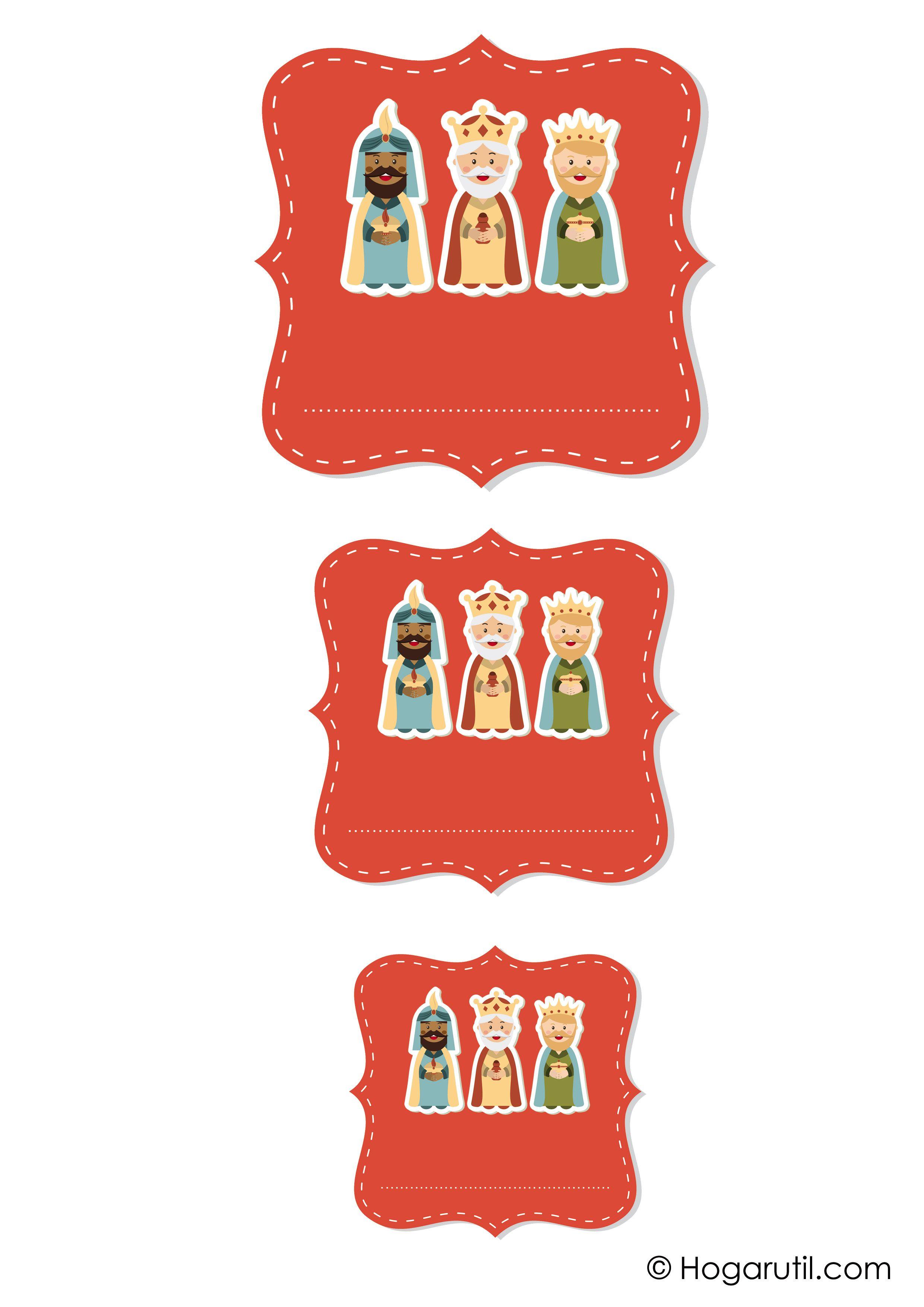 Tres reyes magos nombres google search navidadrose - Ideas de regalos para reyes ...