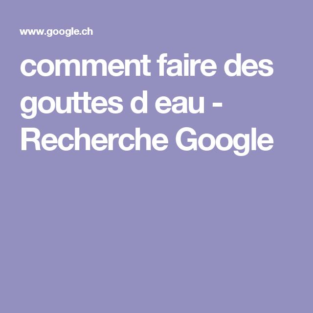 Dessin · Comment Faire Des Gouttes D Eau ...