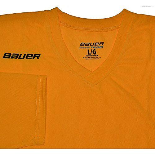 Bauer 200 Practice Hockey Jersey - Senior - Large - Gold Bauer http://www.amazon.com/dp/B0179ZJQUI/ref=cm_sw_r_pi_dp_tQdBwb1PGWC2F