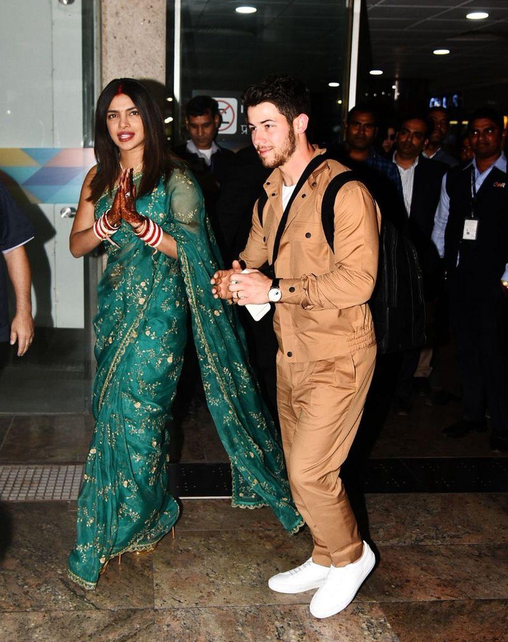 Is It Real Or A Sham Nick Jonas And Priyanka Chopra Marriage Priyanka Chopra Priyanka Chopra Wedding Bollywood Celebrities