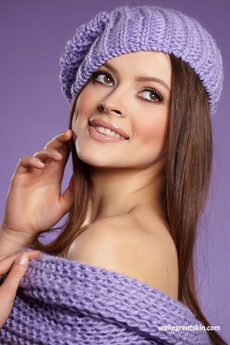 Why Your Skin Is Worse In Winter (And How To Fix It