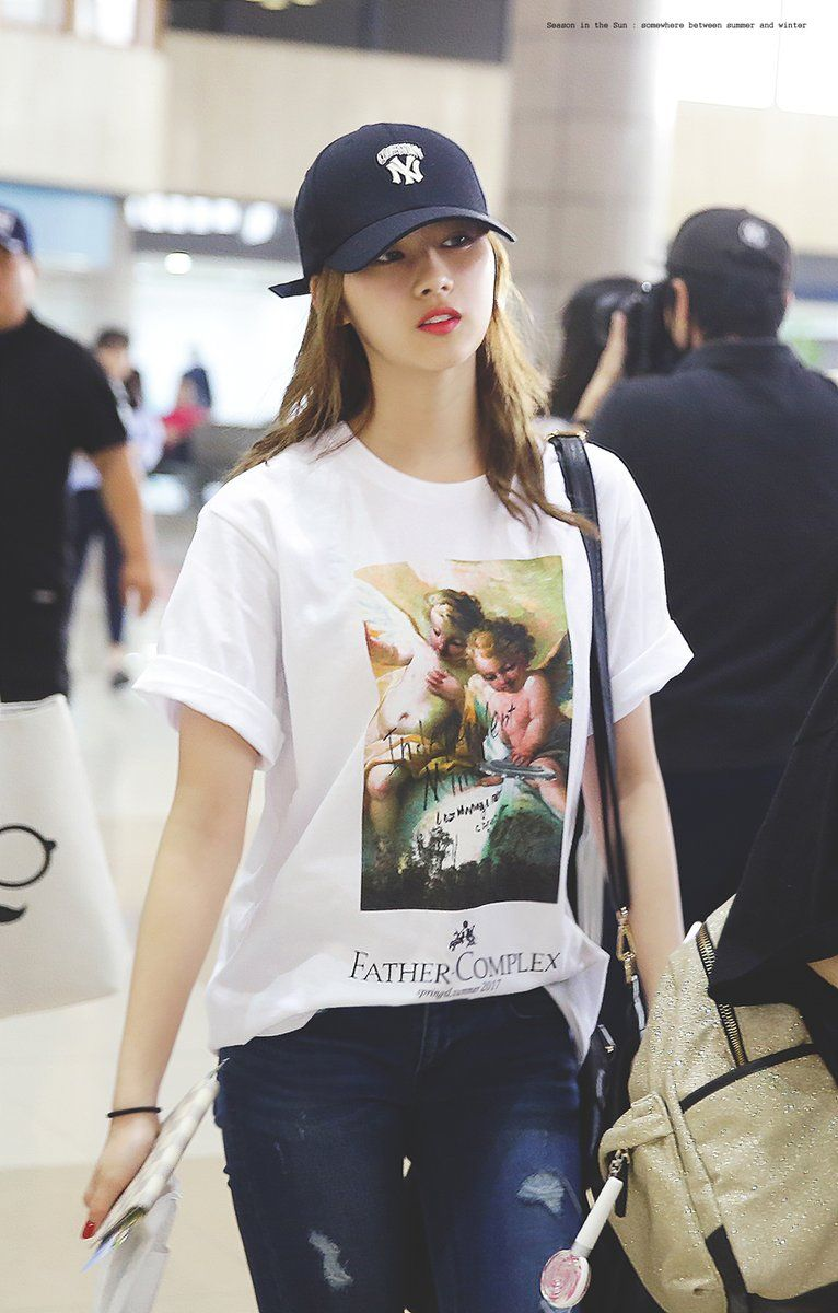 Sana Twice 연예인, 의상, 사진