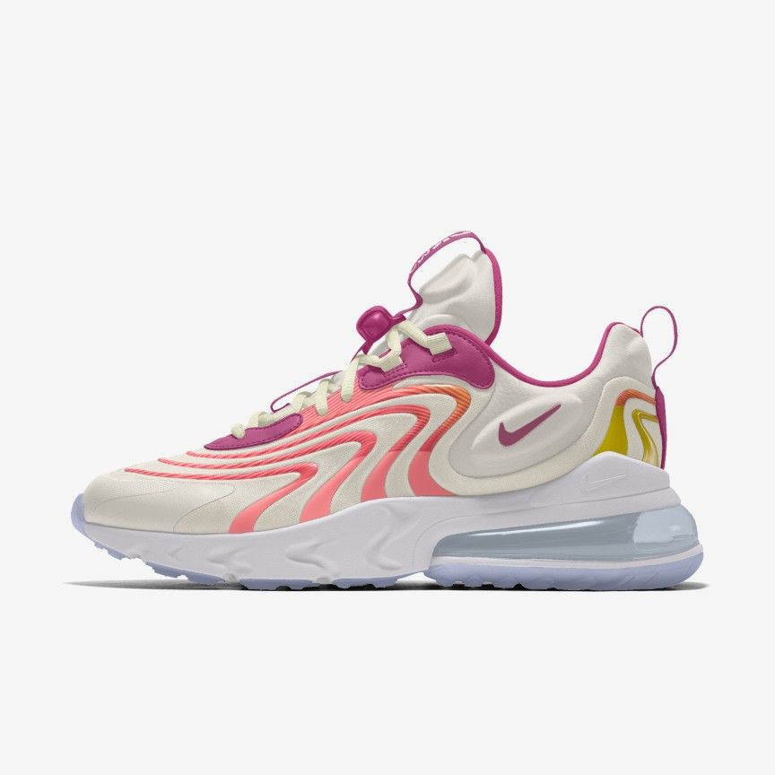 Chaussure lifestyle personnalisable Nike Air Max 270 React
