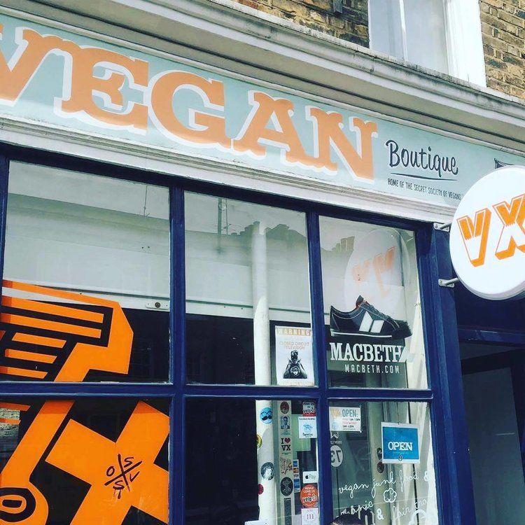 Vegan Junk Food And Patisserie Vegan Cross Vegan Junk Food Vegan London Vegan Shopping