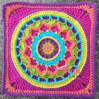 Resultado de imagem para japonesa coasters crochet quadrados ...