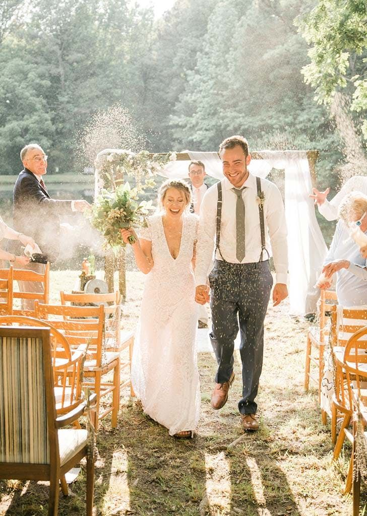 This Couple Had a $2,000 Wedding and Good God Was It Gorgeous