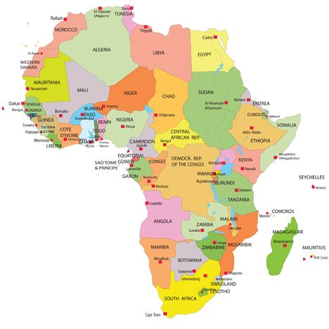 Land Once Stolen by Colonialists In African Nations Is Allegedly