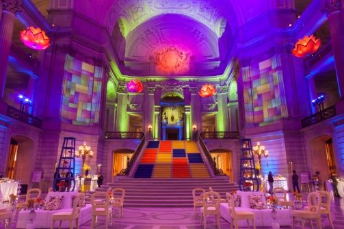 Video mapping here the san francisco ballet gala at san francisco video mapping has become the leading and driving force for event design here the san francisco ballet gala at san francisco city hall with blueprint malvernweather Images