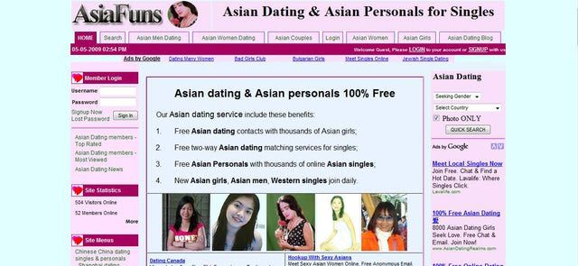 Asian Best 100 Dating Sites Free
