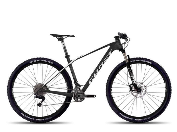Ghost Bikes Lector Lc 6 Fahrrad Xxl Fahrrad Mountainbike