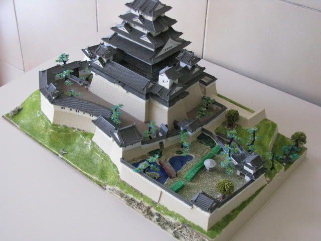 Samurai Castle D D Castles Forts Strongholds Towers