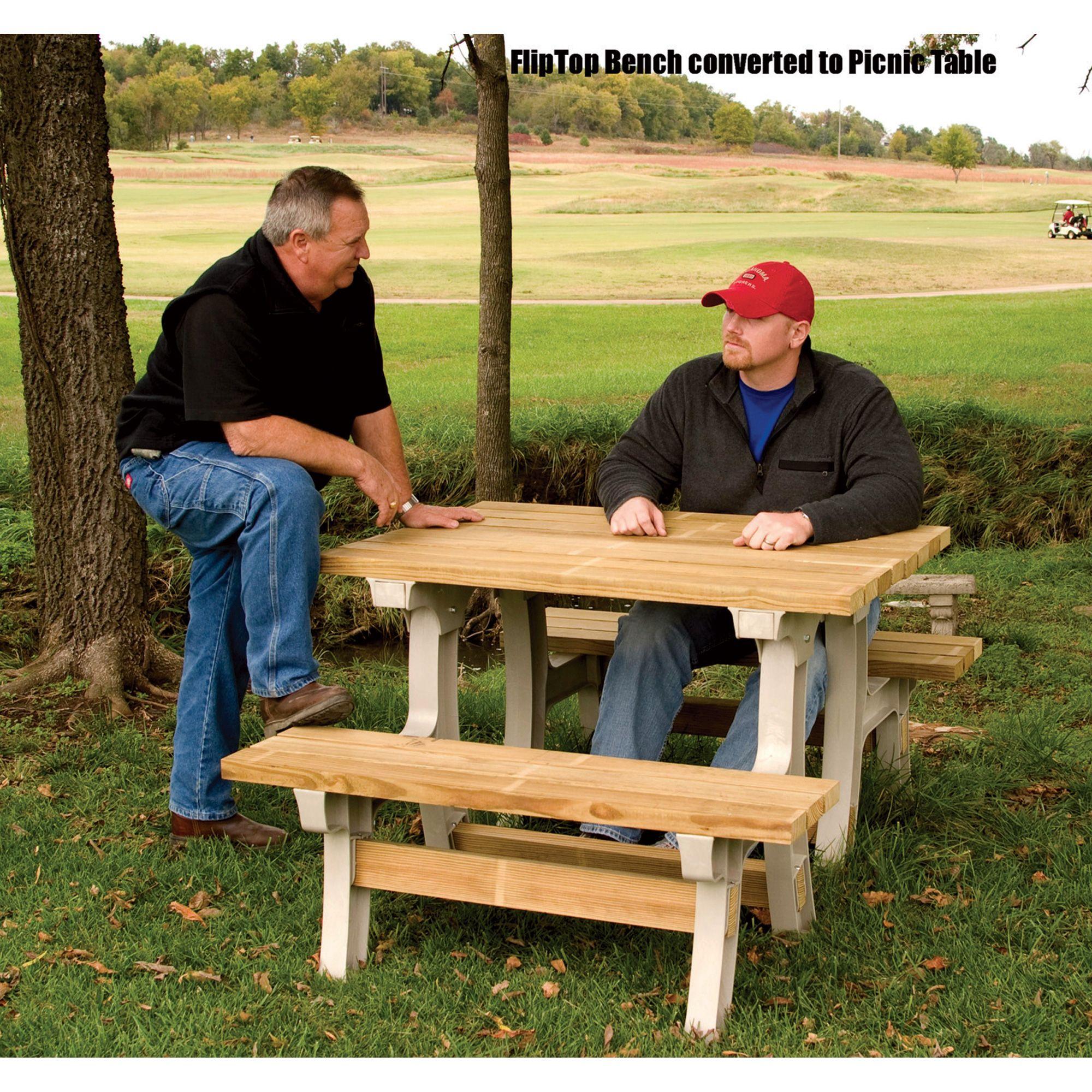 Superb 2X4 Basics 8Ft Outdoor Convert A Bench Sand Crafts Dailytribune Chair Design For Home Dailytribuneorg