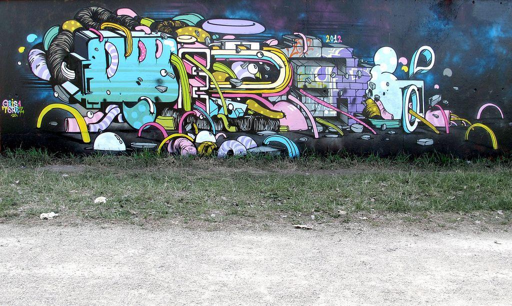 ARTE +7 - Mythen der 80er Graffiti - JONONE | Graffiti
