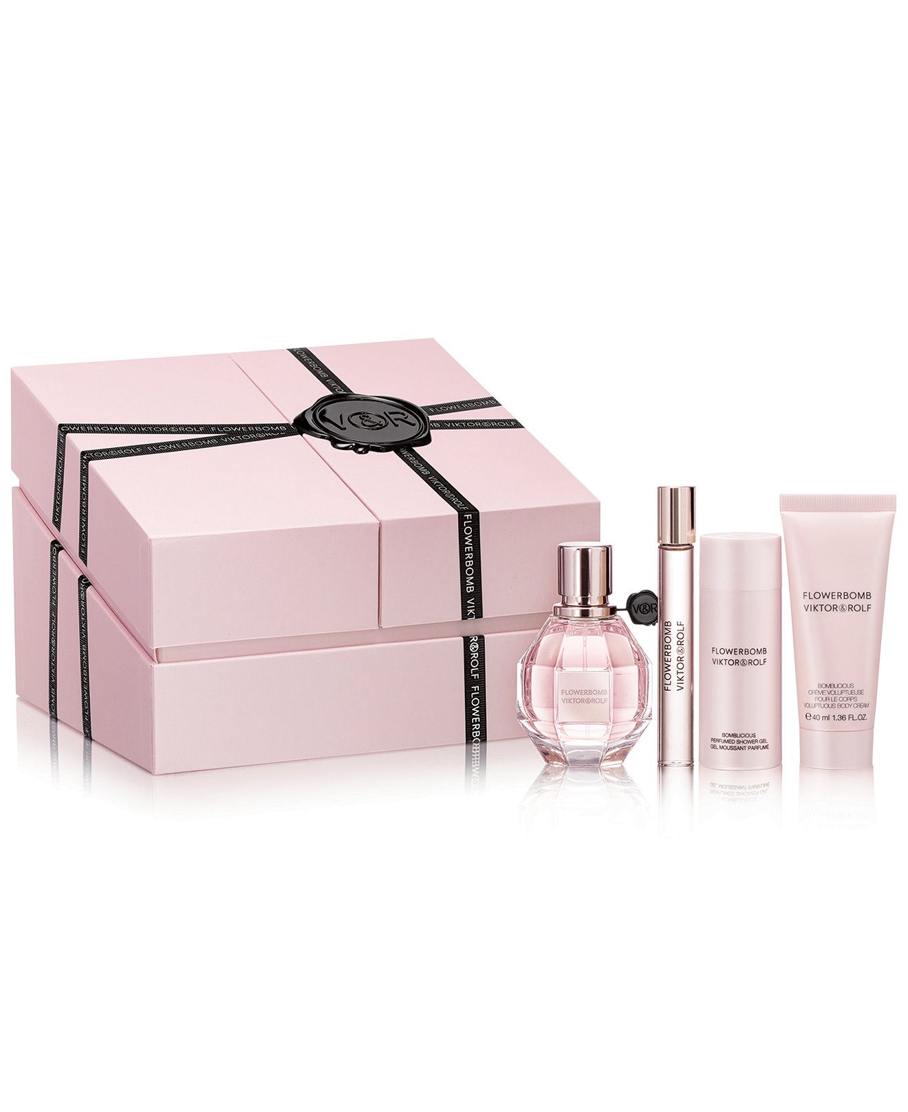 Viktor Rolf Flowerbomb Gift Set Perfume Beauty Macy S Best Mothers Day Gifts Beauty Gift Perfume Set