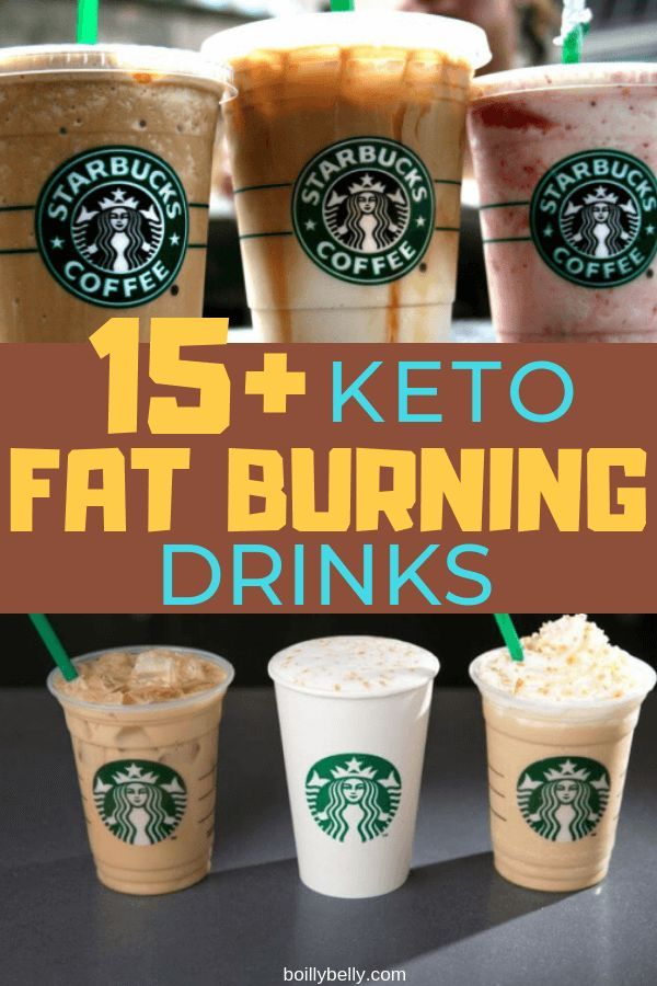 15 Fat Burning Drinks