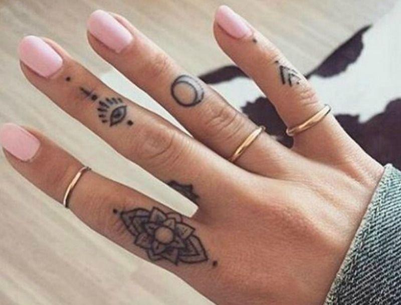 Cute Mehndi Tattoo : Henna tattoo designs fashion