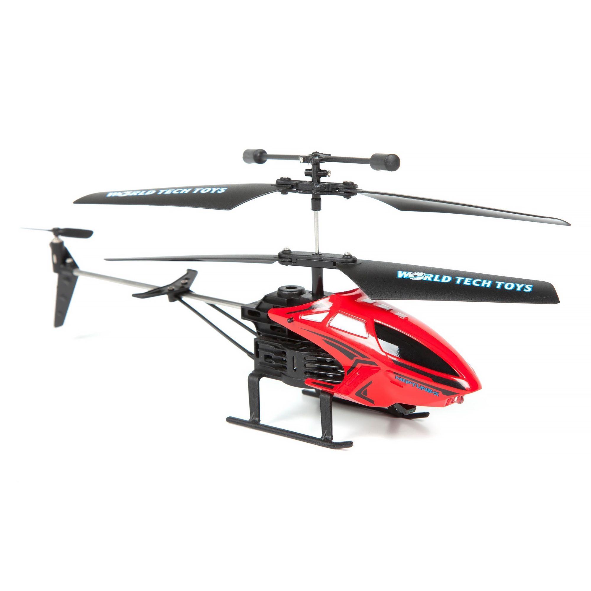 World Tech Neptune X 3 5CH Gyro IR Helicopter
