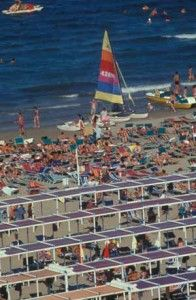 Women Only Beach In Riccione Italy With Images Italy Travel