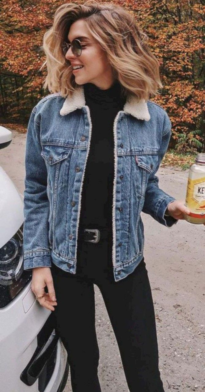 Trends outfits for fall women