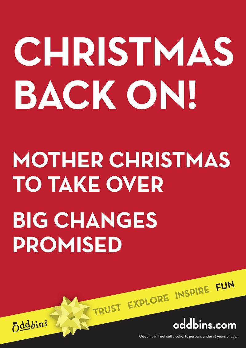 Undefined Christmas Campaign Christmas Naughty