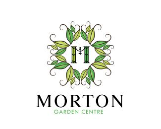 morton garden centre logo design this logo is ideal for a business related to