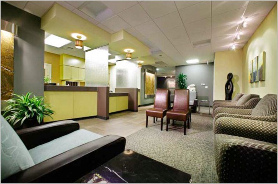Medical Office Design Ideas dr wilhems dream office sidekick magazine office design pelton crane Office Design Medical Office Interior Design Idea Comfortable Waiting Room Of Medical Office