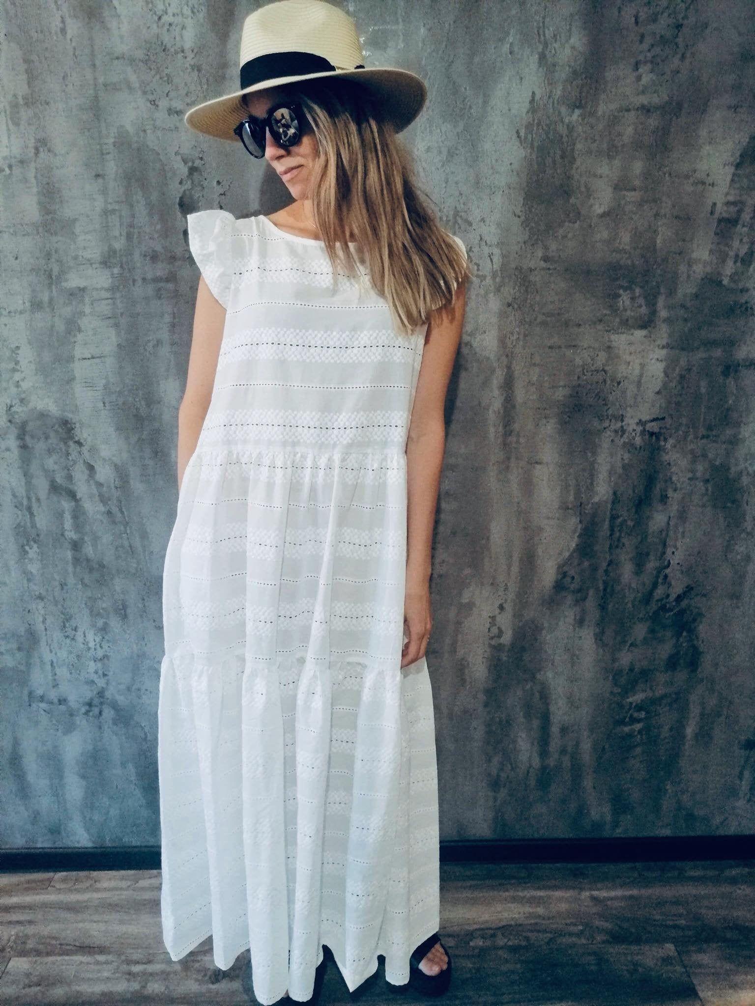 White Crochet Maxi Dress White Maxi Beach Dress White Maxi Summer Dress White Maxi Beach Dress Crochet Maxi Dress White Maxi Dresses [ 2048 x 1536 Pixel ]