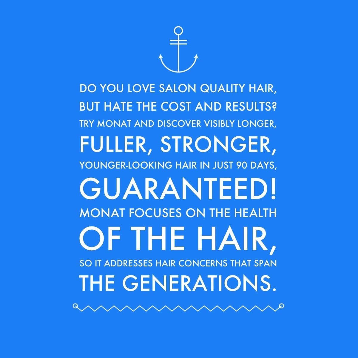Start loving your hair with Monat! Monat Clinical