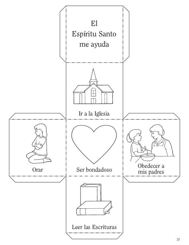 Espíritu Santo | Ministerio de niños | Pinterest | La biblia ...