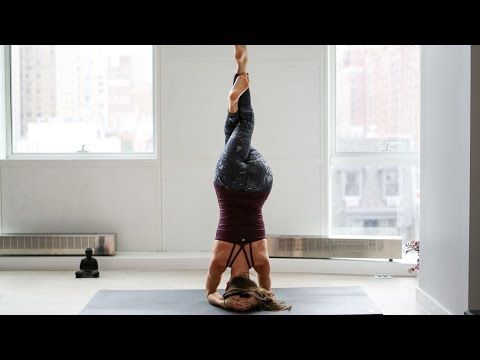 lauren taus  35 minute power yoga sequence  youtube