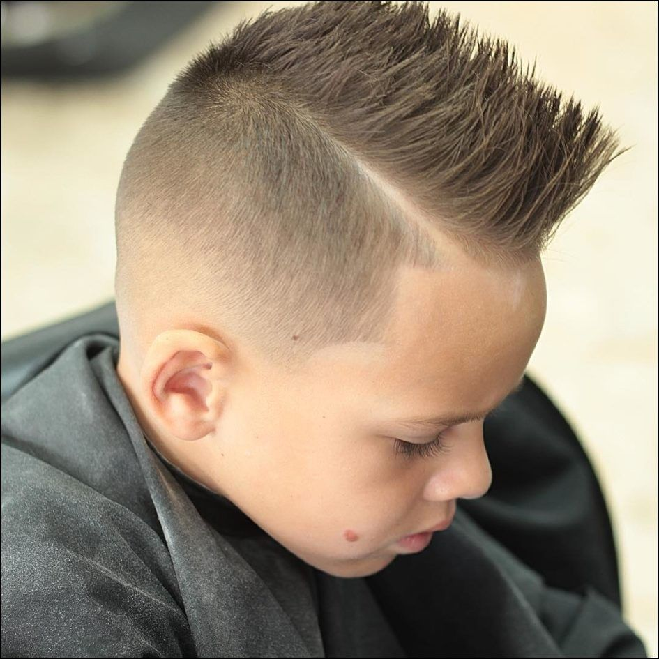 10 year old boy haircuts   09造型設計-children hairstyles