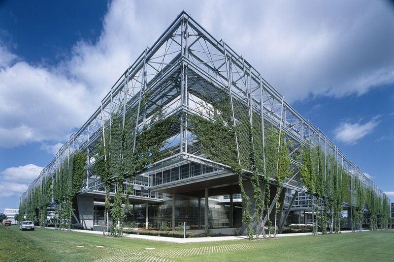 google office germany munich. Plain Google Office Germany Munich Green And Sustainable Design Flmb In