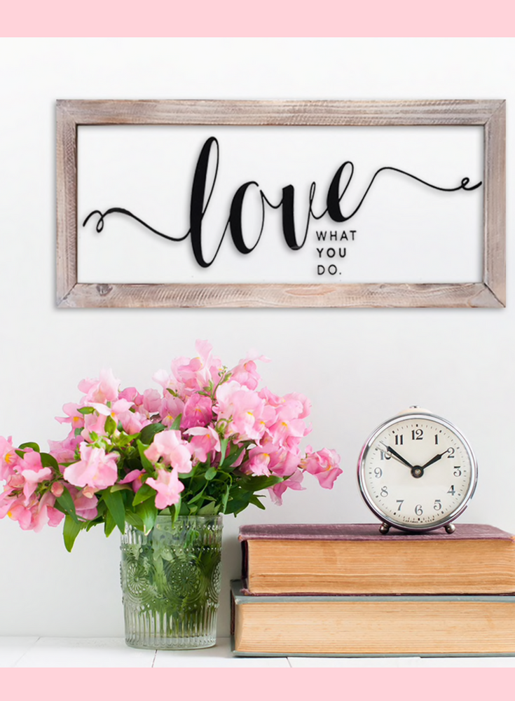 Wall Decoration Rustic