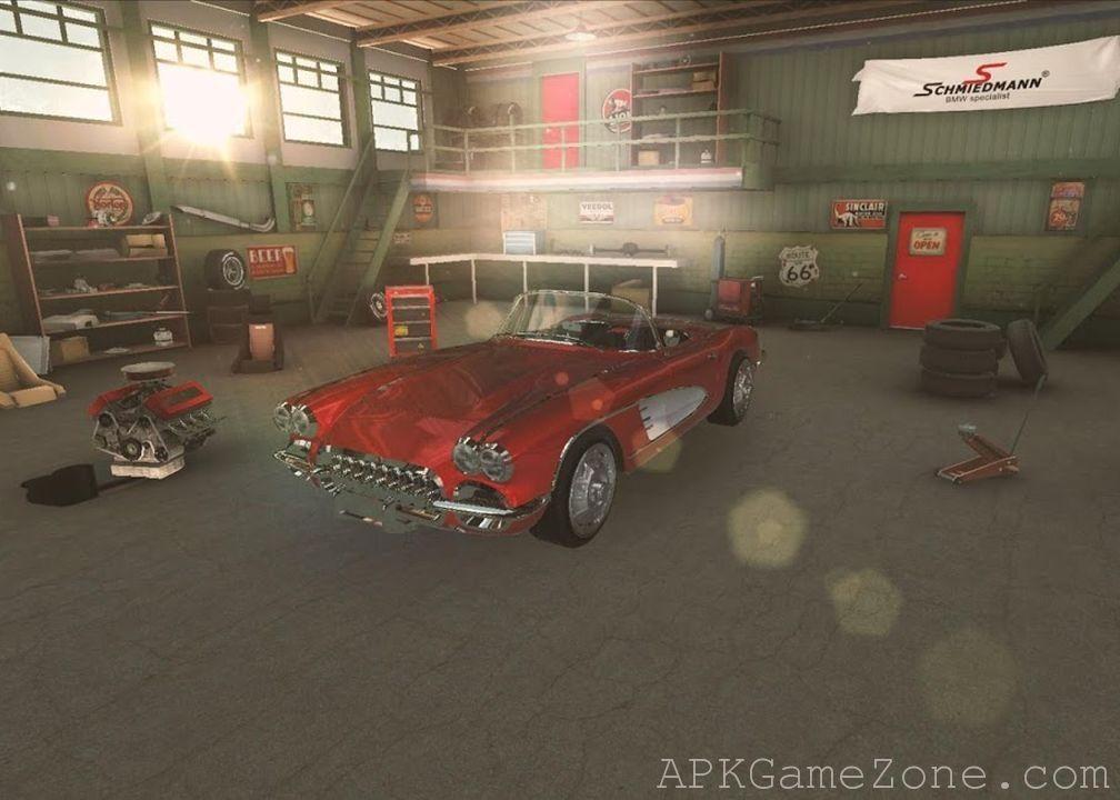 Drift Classics 2: Muscle Car Drifting : Money Mod : Download