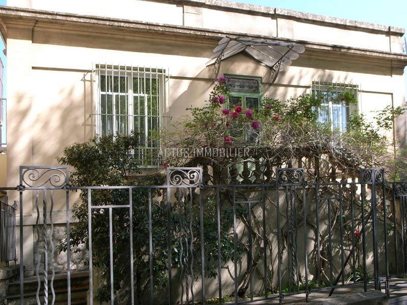 Vente maison de ville r nov e avec jardin salon de for Maison salon de provence