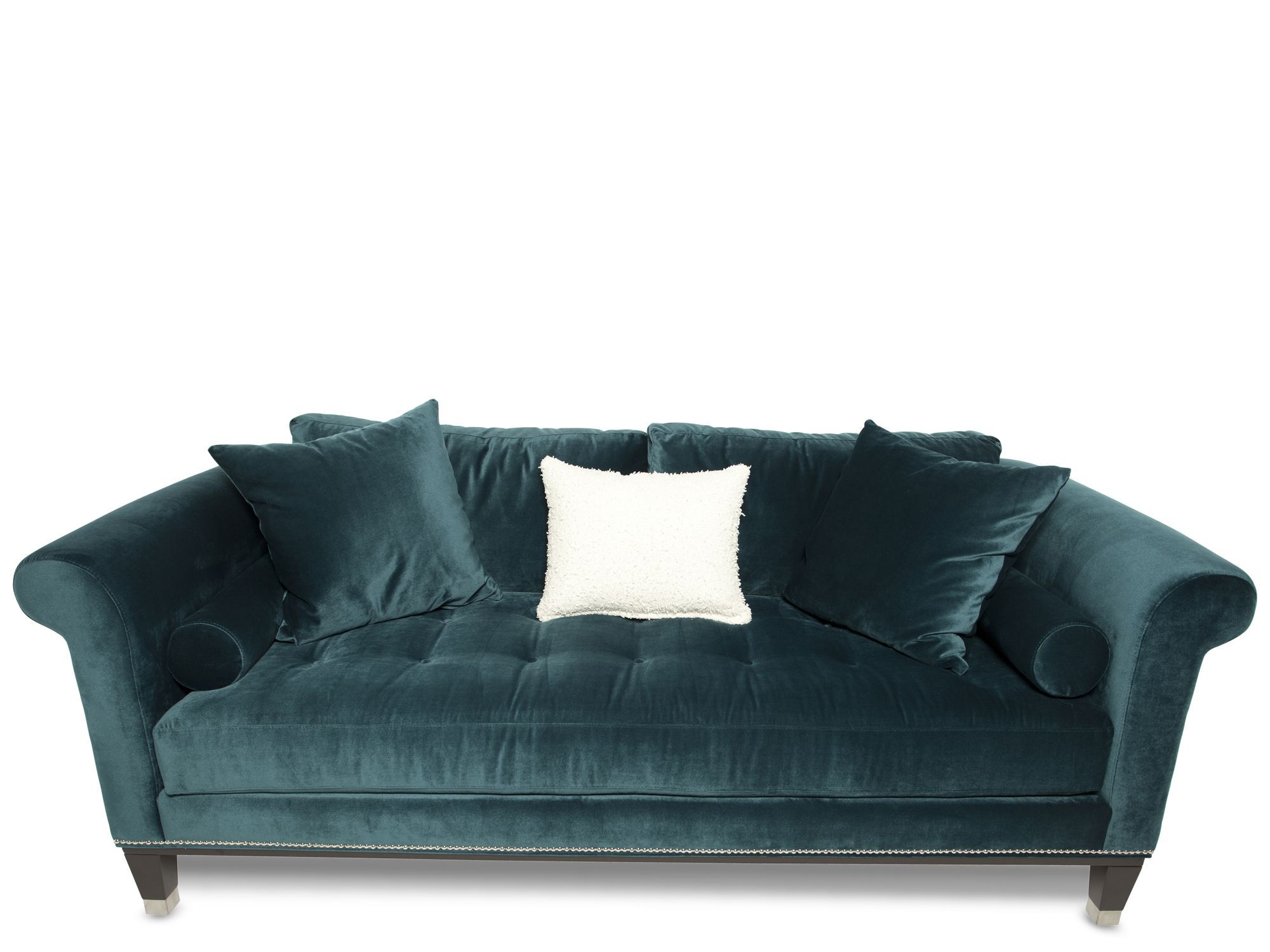 Jonathan Louis Turner Sofa Mystere Teal The random white
