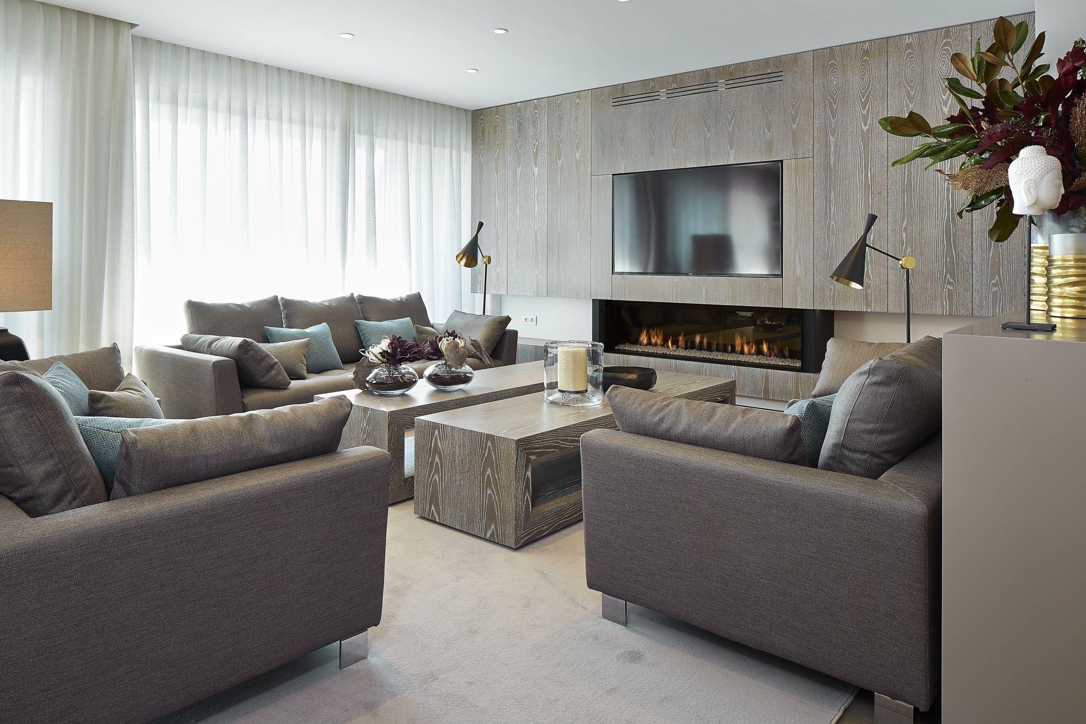 Molins interiors arquitectura interior interiorismo - Decoracion de chimeneas ...