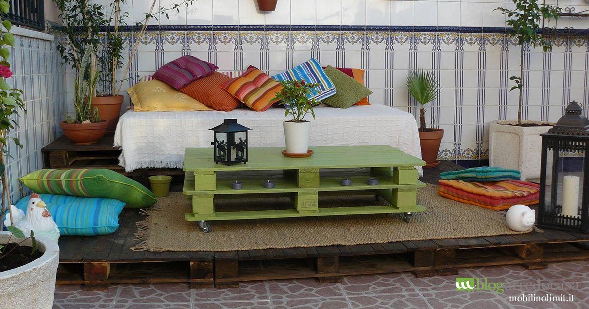 Mobilinolimit ~ Come realizzare un tavolino da caffè per il tuo giardino