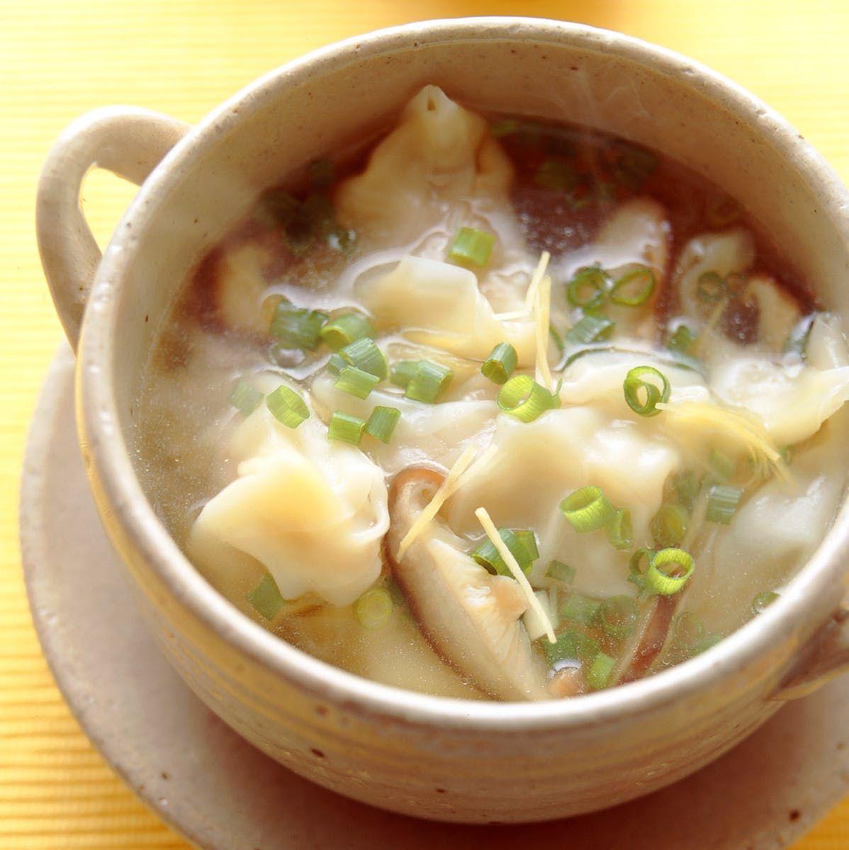 ワンタン スープ レシピ 【みんなが作ってる】 ワンタンスープのレシピ