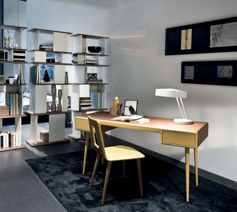 Elegant Beautiful Home Office Spaces