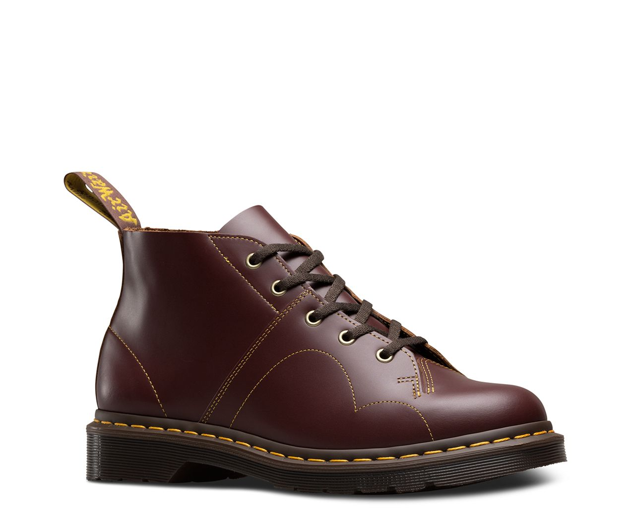 CHURCH SMOOTH LEATHER MONKEY BOOTS | Women's Boots | Dr