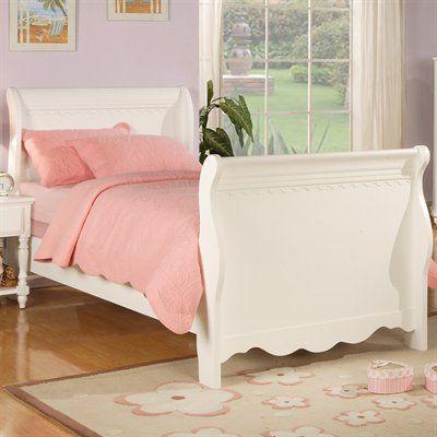 Coaster Fine Furniture 400360 Pepper Sleigh Bed Rails *Bedroom