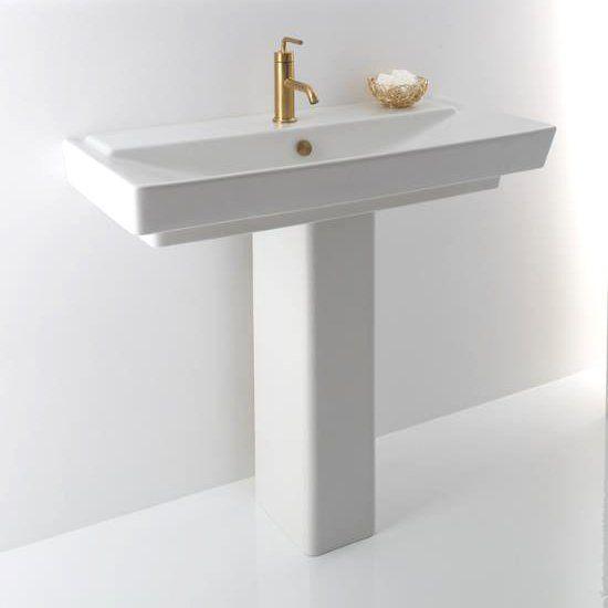 Gentil Kohler Reve Pedestal Sink   Fixture Universe