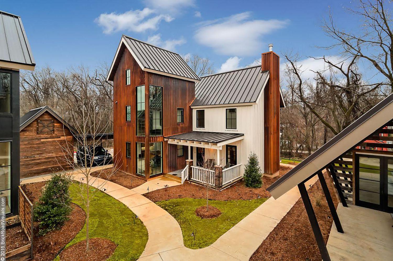 The Photos Black Apple Arkansas American Cottage