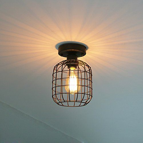 Beautiful Flush Mount Ceiling Lights for Hallway